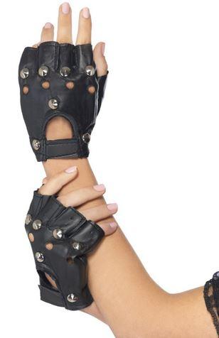 guantes punk