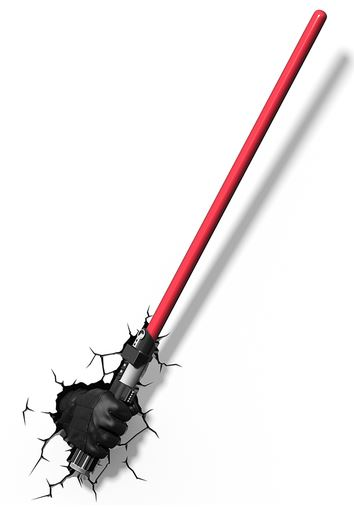 lampara espada