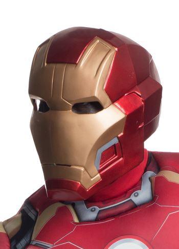 mascara iron man
