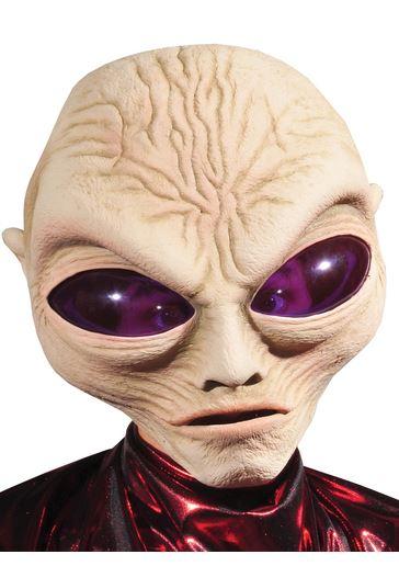 mascara marciano cabezon