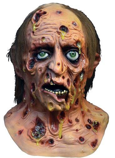 mascara zombie enfermo