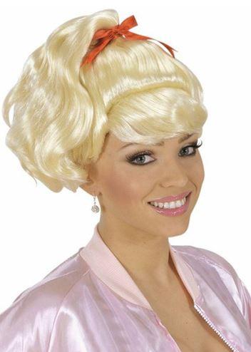 peluca pink girl