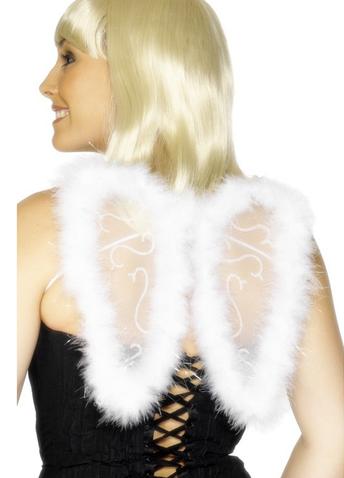 alas blancas