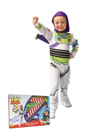 disfraz buzz caja