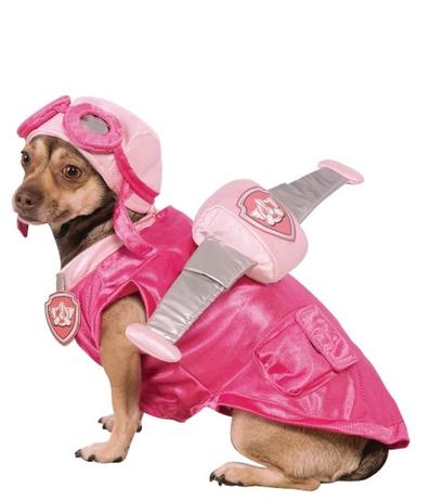 disfraz skye perro