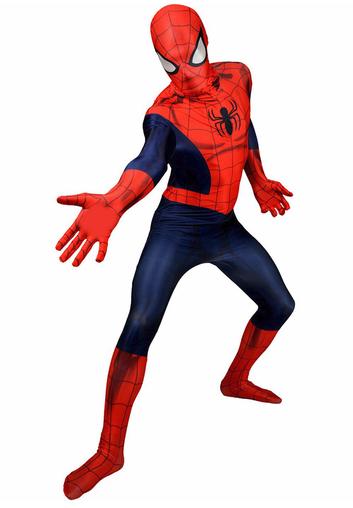 disfraz-spiderman-morphsuit
