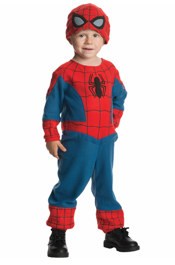 disfraz spiderman nino