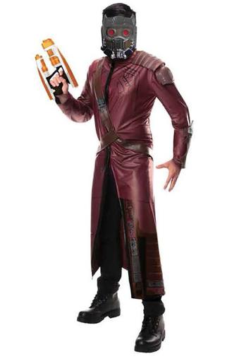 disfraz star lord