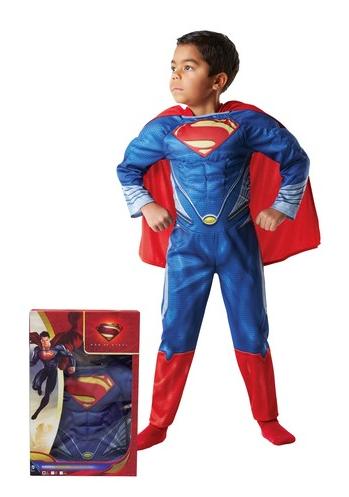disfraz superman caja