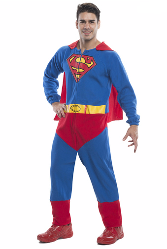 disfraz superman onesie