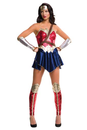 disfraz wonder-woman batman vs superman