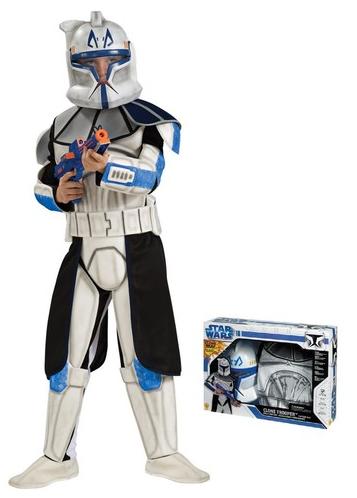 disfraz clone trooper caja