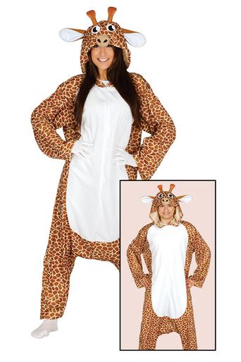 disfraz jirafa onesie
