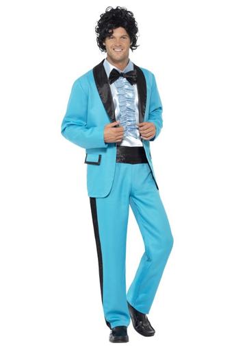 disfraz rey de baile