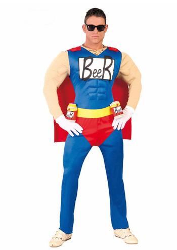 disfraz superheroe cerveza