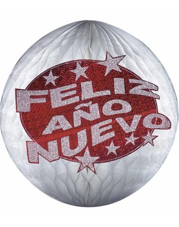 globo feliz ano
