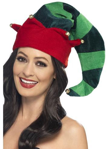 gorro elfo ayudante