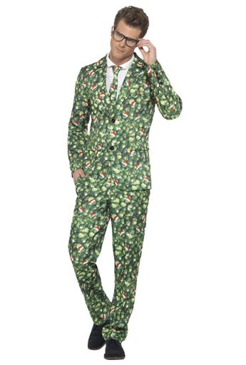 traje brussel sprout para hombre
