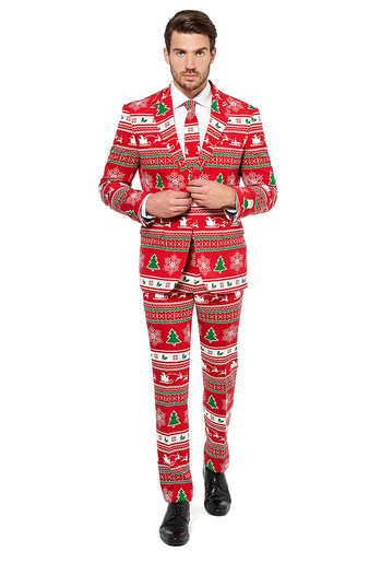 traje winter wonderland opposuit