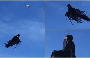 dron-halloween