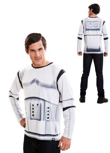 Camiseta hiperrealista Stormtrooper
