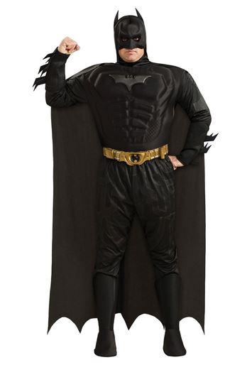 Disfraz Batman talla grande