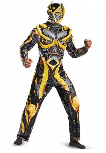 Disfraz de Transformers Bumblebee adulto