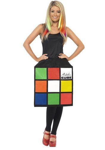 Disfraz Cubo Rubik