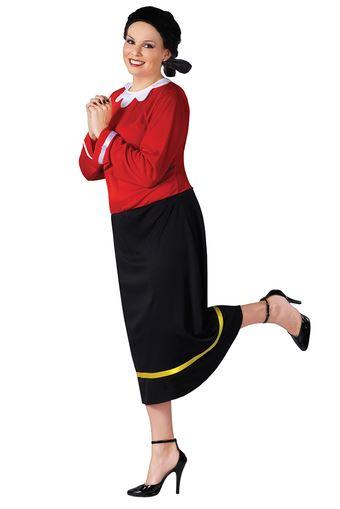 Disfraz Olivia Popeya talla grande