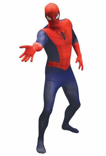 disfraz spiderman clasico