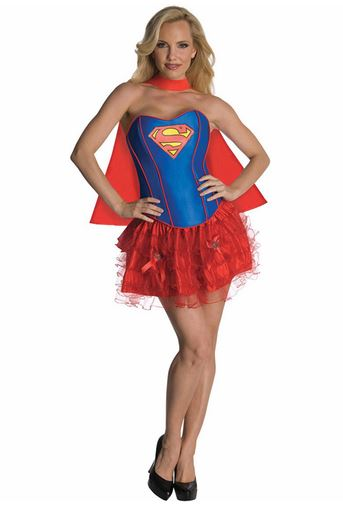 Disfraz Supergirl sexy