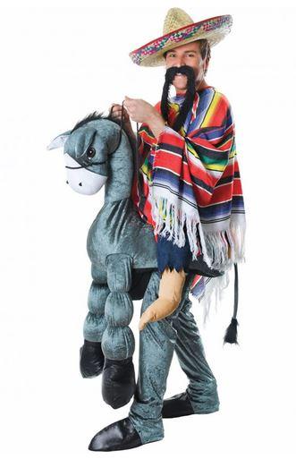 Disfraz mexicano ride on