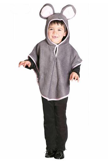 Disfraz ratita infantil