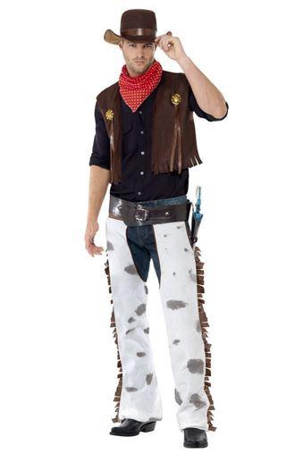 Disfraz vaquero hombre