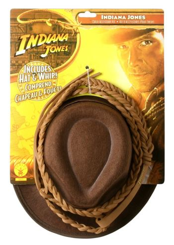 Kit indiana jones