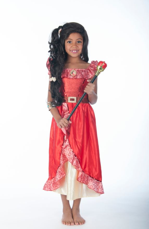Disfraz De Elena De Avalor La Princesa Latina De Disney