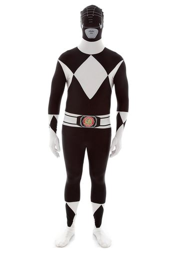 disfraz power ranger negro