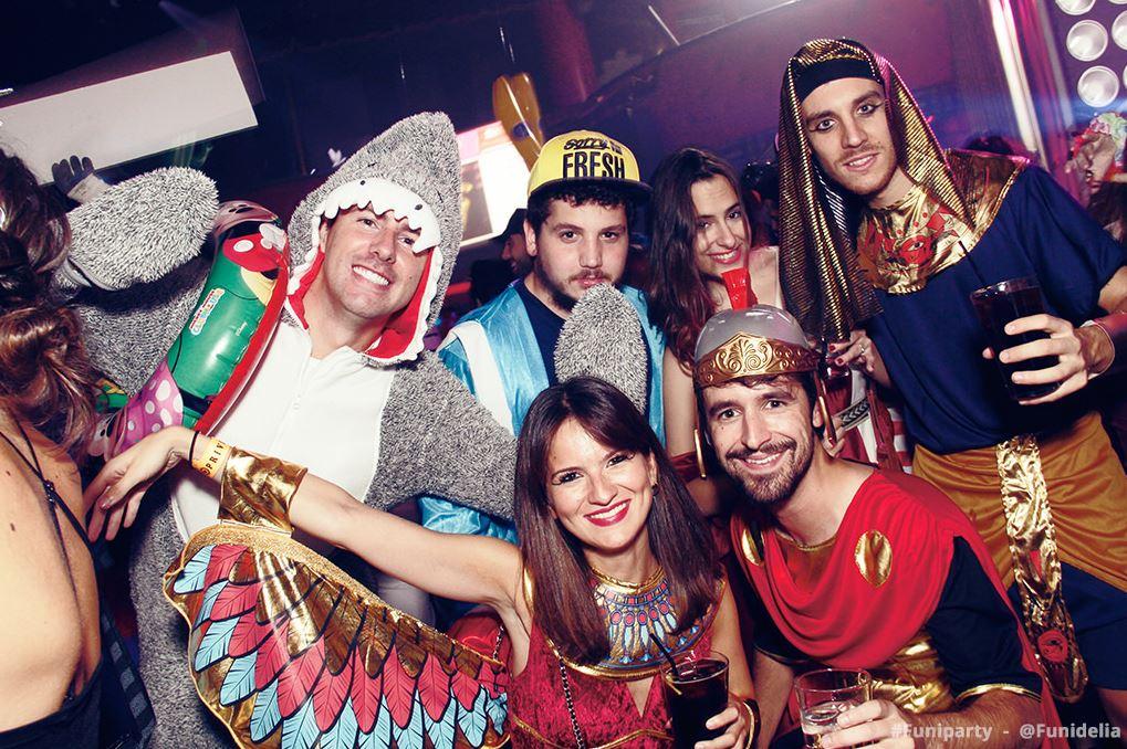 Ideas para disfrazarse blog de funidelia - Fiesta de disfraces ideas ...