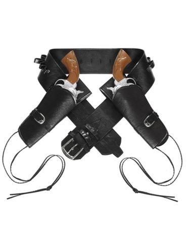 Cinturon pistolas