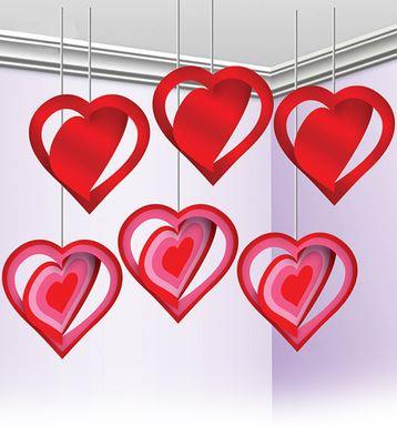 Colgantes corazon