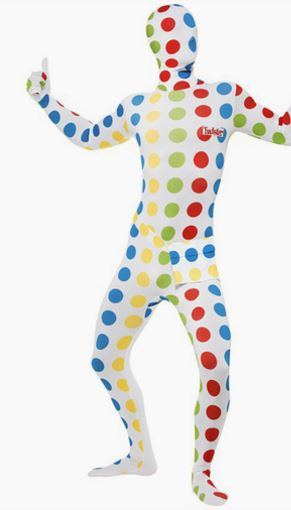 Disfraz Morphsuits twister
