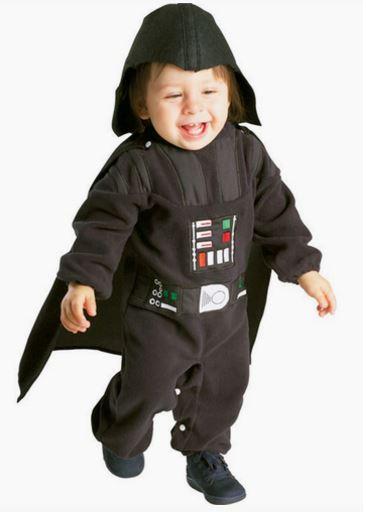 Disfraz Darth Vader bebe