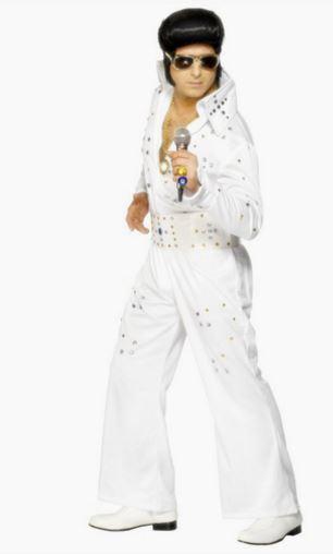 Disfraz Elvis Clasico