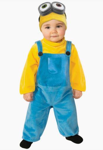 Disfraz Minions bebe