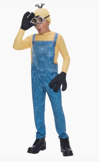 Disfraz Minions infantil
