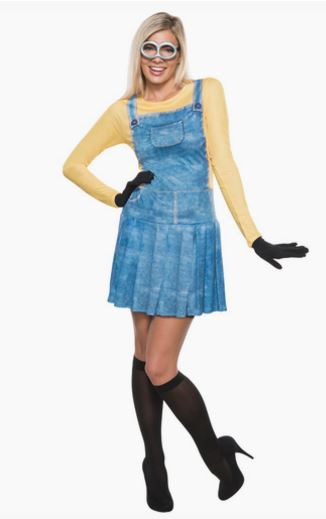 Disfraz Minions mujer
