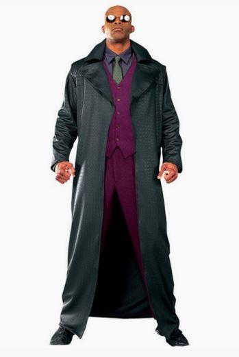 Disfraz Morfeo Matrix