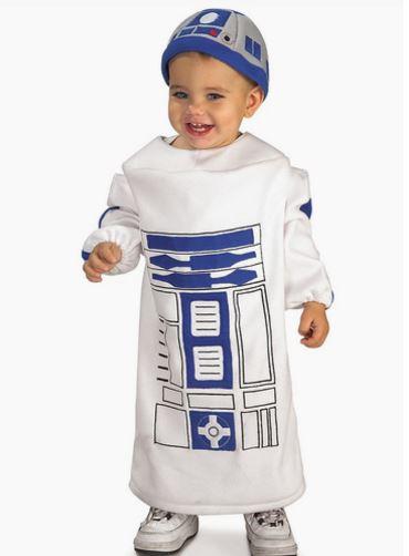 Disfraz R2D2 bebe