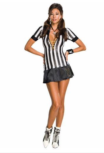 Disfraz arbitro sexy