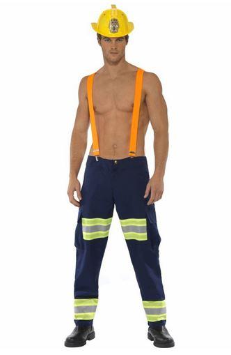 Disfraz bombero sexy